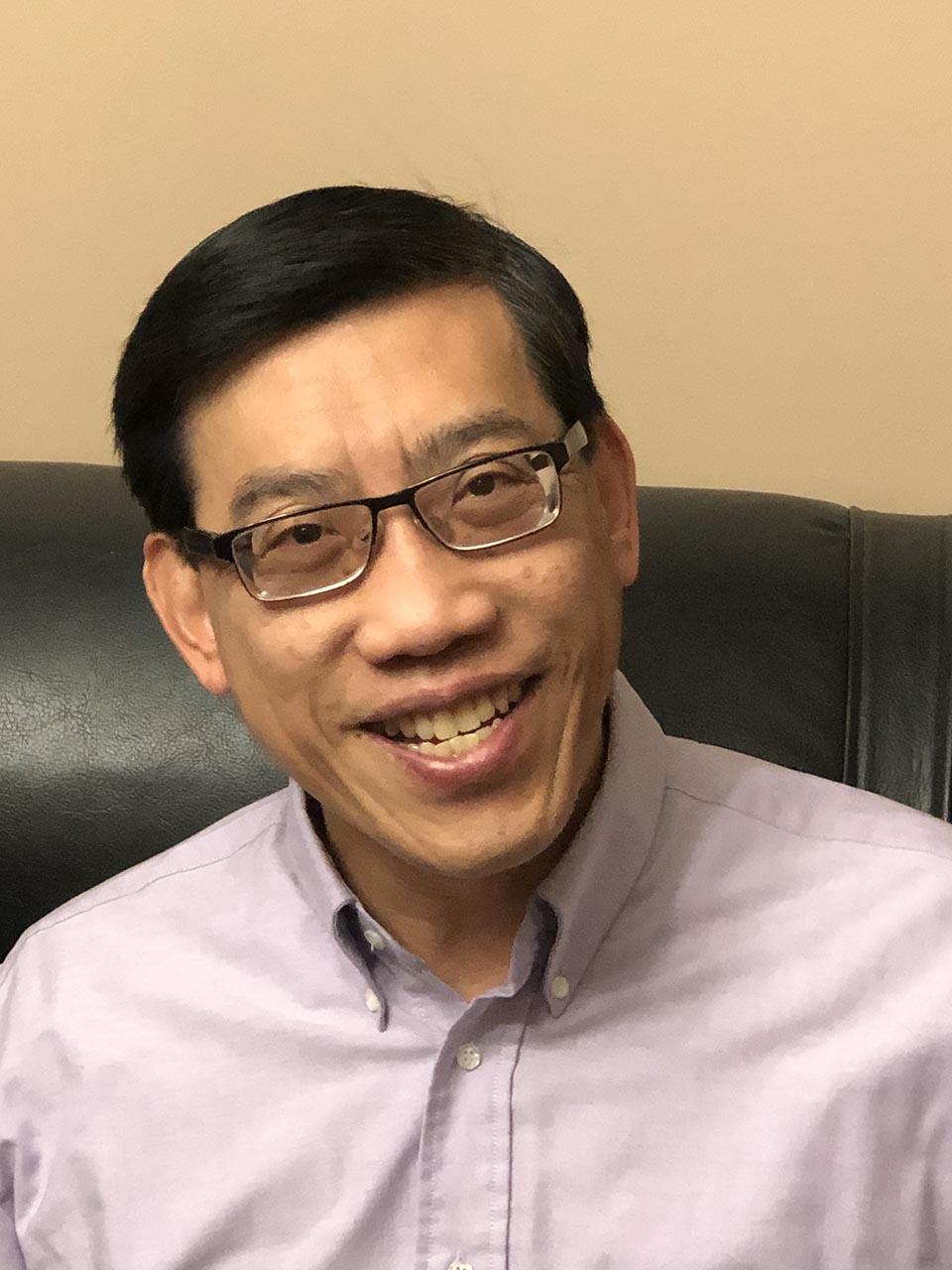 Rev. Dr. Timothy Quek